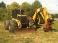 Bergholz land clearing equipment